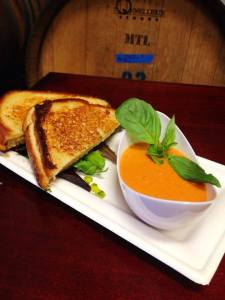 This is the best grilled cheese you ever had in your life, especially if you've never had grilled cheese.